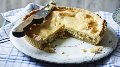 Cheese and onion pie BBC Food Recipes My mother39s cheese and onion pie