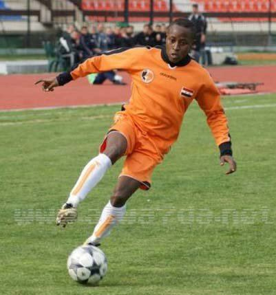 Cheikha Sy CHEIKHA SY WEST AFRICAN FOOTBALL