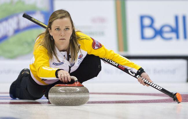 Chelsea Carey Winnipeg39s Chelsea Carey helps Manitoba capture bronze