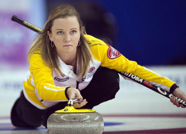Chelsea Carey Scotties Tournament of Hearts Rachel Homan defends title in final