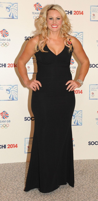 Chemmy Alcott Chemmy Alcott Attending The British Olympic Ball In London