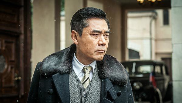 Chen Baoguo Chen Baoguo says new series gave him chance to revisit Prague