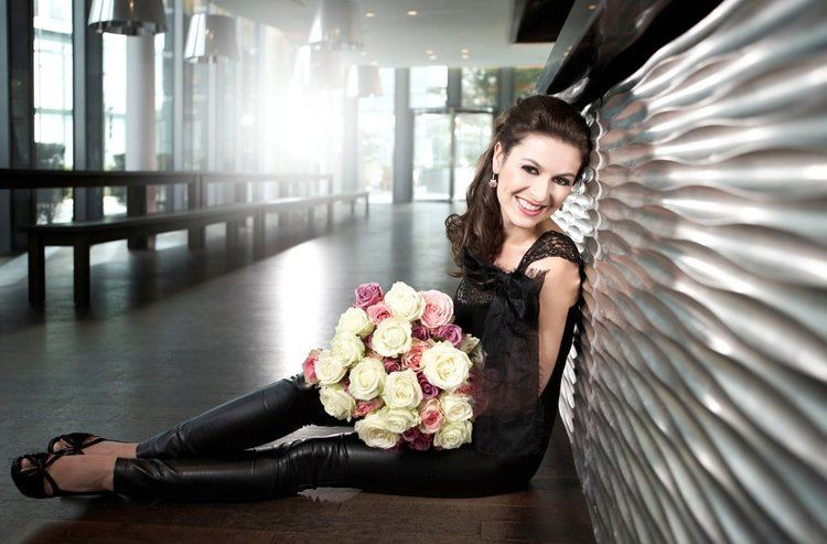 Chen Reiss Stunning Israeli soprano Chen Reiss gbtimescom