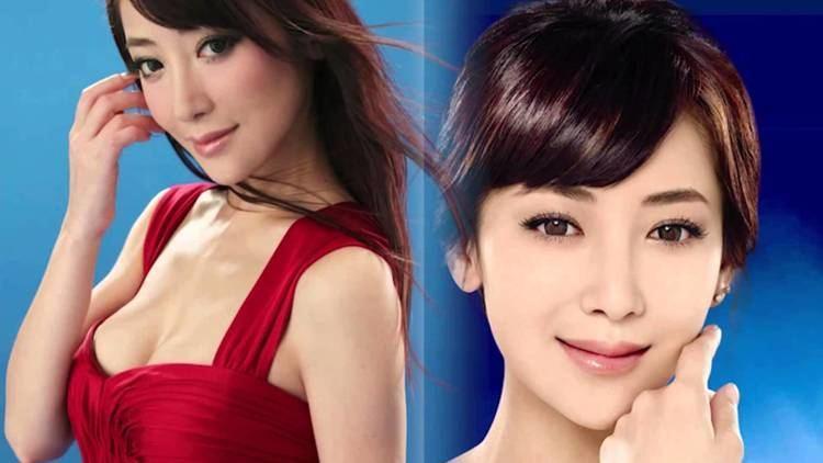 Chen Zihan Asian pretty woman Chen Zihan YouTube