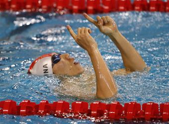 Chen Zuo Chen Zuo to challenge his own limit after 100m free win
