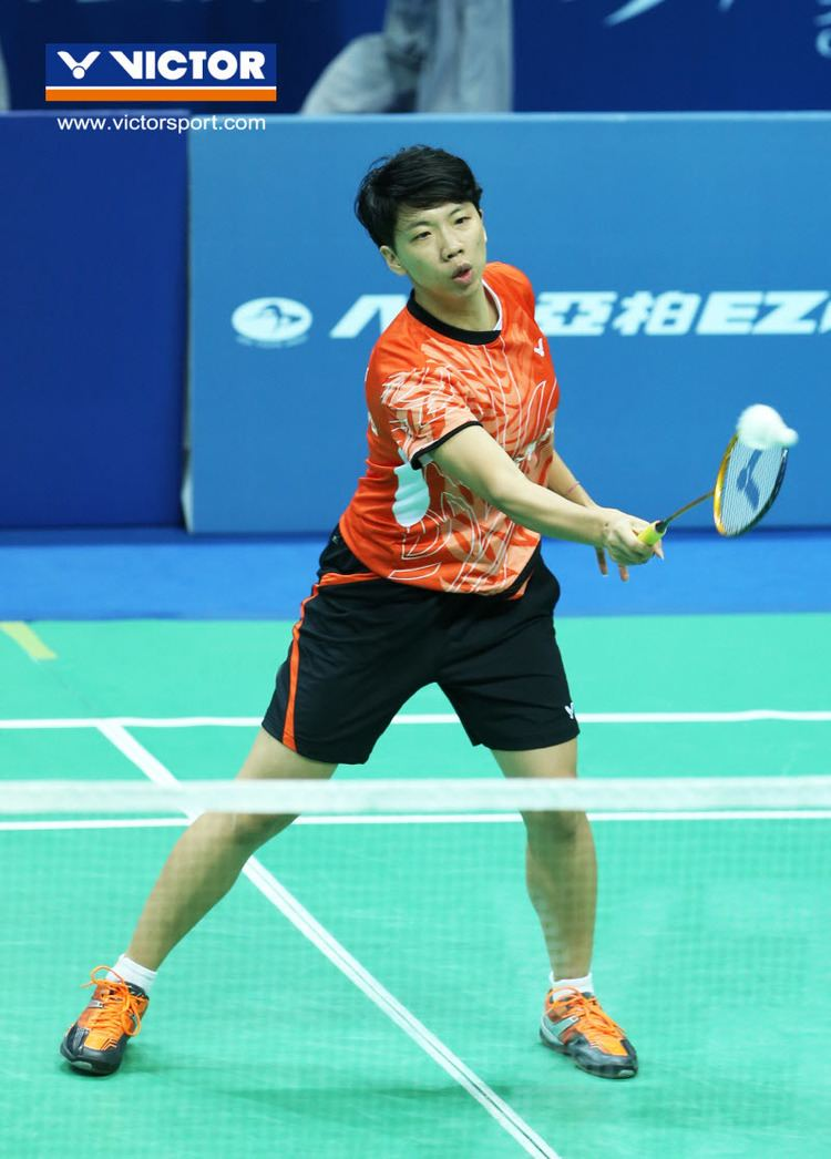 Cheng Wen Cheng WenHsing Appointed as an Athlete Role Model for Nanjing Youth