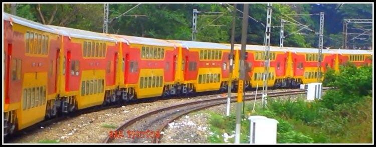 Chennai - Bangalore Double Decker Express Indian Railways Complete Journey By Double Decker Bangalore