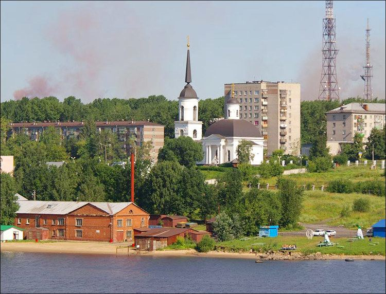 Cherepovets in the past, History of Cherepovets