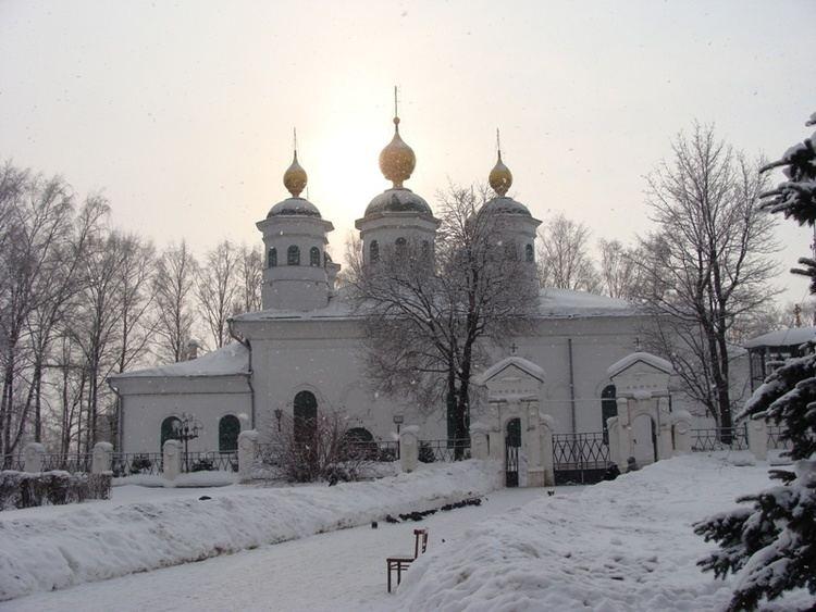 Cherepovets Resurrection Monastery