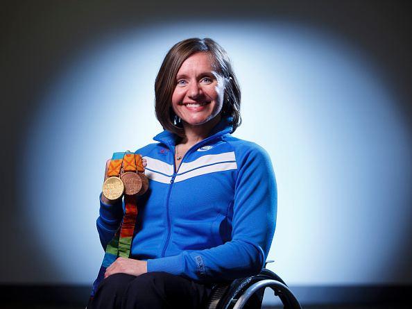 Cheri Blauwet Paralympian Cheri Blauwet awarded International Womens Day recognition