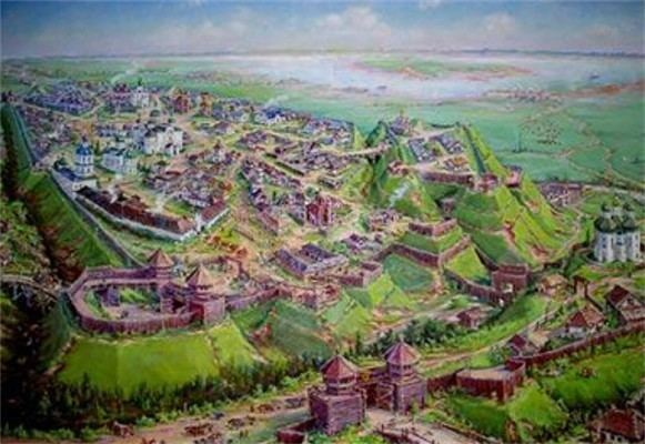 Chernihiv in the past, History of Chernihiv