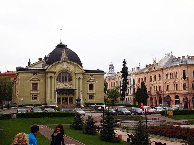 Chernivtsi in the past, History of Chernivtsi