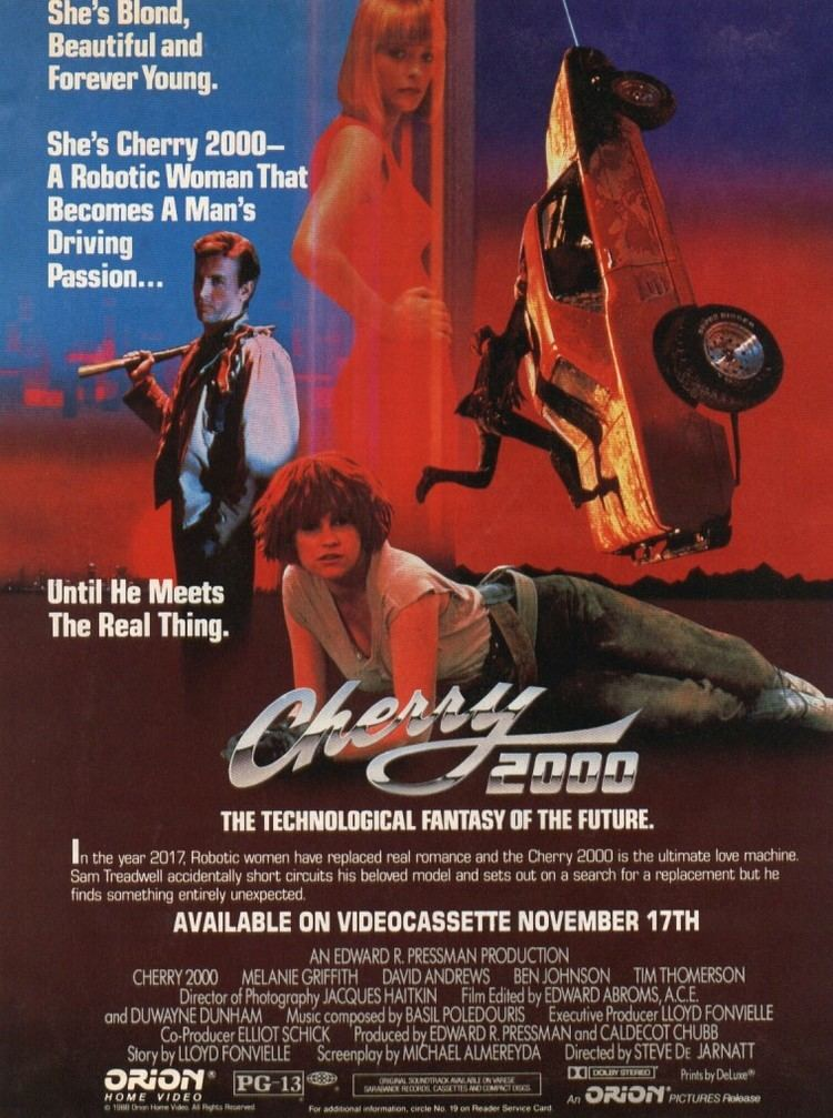 Cherry 2000 Cherry 2000 1987 Review