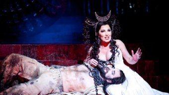 Cheryl Barker Opera Australia39s Salome Cheryl Barker and John Wegner