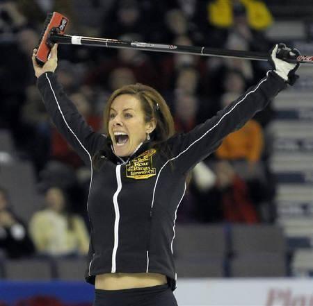 Cheryl Bernard Bernard lastrock heroics earn Olympic spot Reuters