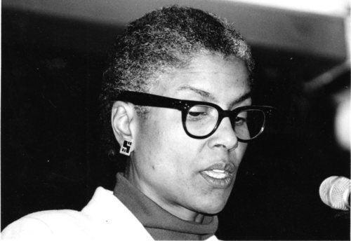 Cheryl Clarke Queer Women of Color Cheryl L Clarke is a writer