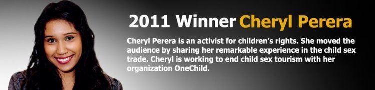 Cheryl Perera Think You Can Speak Past Winners