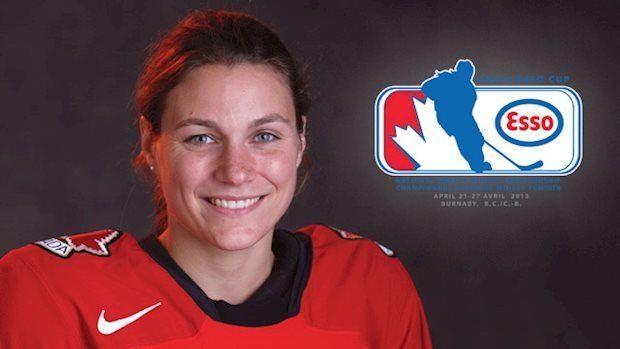 Cheryl Pounder Canada39s National Women39s Team Alumna Cheryl Pounder to
