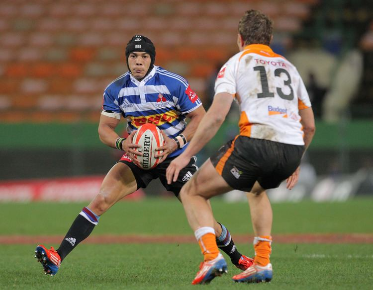 Cheslin Kolbe Seven players RW will be watching in 2014