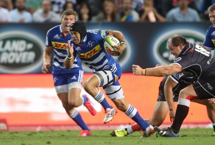 Cheslin Kolbe Cheslin Kolbe bids emotional farewell to Cape Town MyPlayers Fans