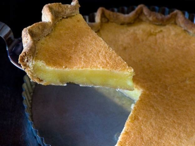Chess pie Chess Pie Recipe Serious Eats