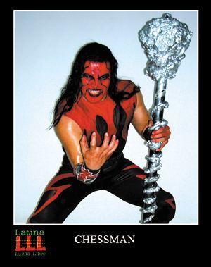 Chessman (wrestler) Chessman
