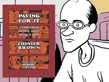 Chester Brown The Pickup Artist An Interview With Chester Brown Mother Jones