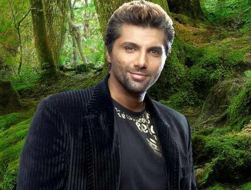 Chetan Hansraj Chetan Hansraj in reality show programme Iss Jungle Se