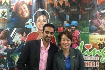 Chew Hoong Ling Malaysian election candidate Chew Hoong Ling RN Drive ABC Radio