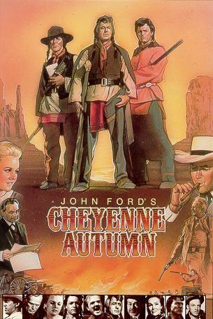 Cheyenne Autumn Newspaper Rock Review of Cheyenne Autumn