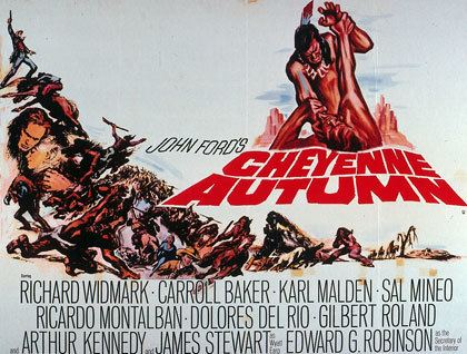 Cheyenne Autumn Film Review Cheyenne Autumn