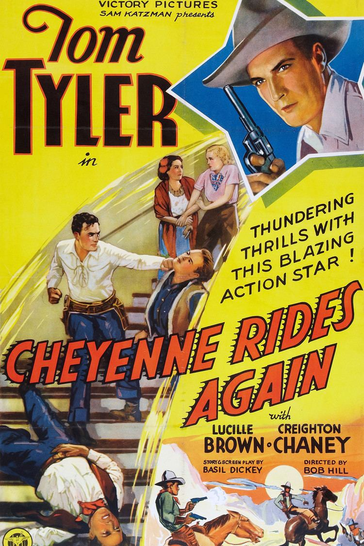 Cheyenne Rides Again wwwgstaticcomtvthumbmovieposters38820p38820