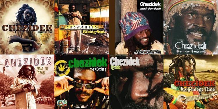 Chezidek Achis Reggae Blog Discography Chezidek