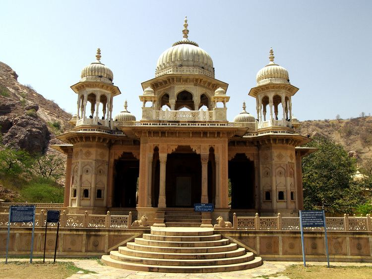Chhatri Maharani ki Chhatri Jaipur Timings Address Best Time to visit