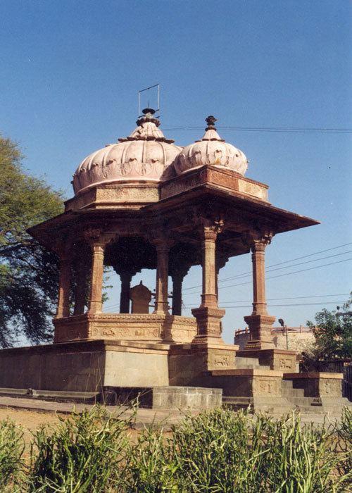 Chhatri Durgadas Ki Chhatri tourmet