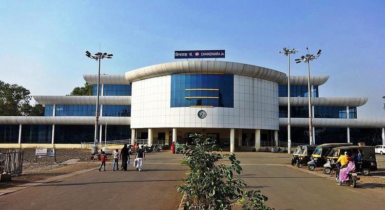 Chhindwara railway station