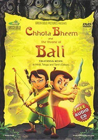 Chhota Bheem and the Throne of Bali ecximagesamazoncomimagesI71CtmCooI9LSY445jpg
