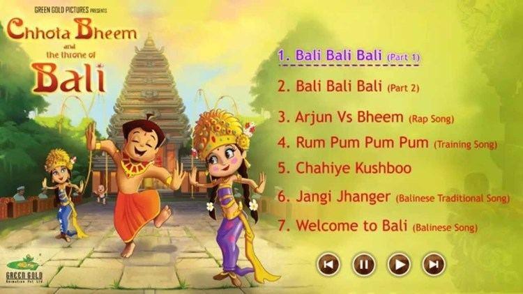 Chhota Bheem and the Throne of Bali httpsiytimgcomviIFayUJjjfImaxresdefaultjpg