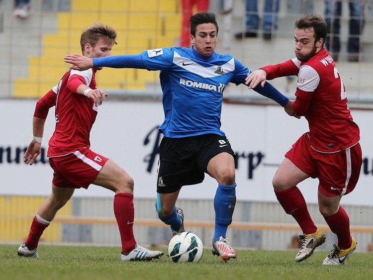 Chhunly Pagenburg Pagenburg unterschreibt beim FSV Frankfurt 2 Liga