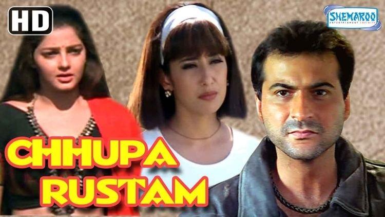Chhupa Rustam HD Sanjay Kapoor Manisha Koirala Mamta Kulkarni