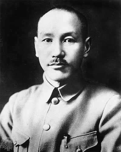 Chiang Kai-shek Chiang Kaishek Chinese statesman Britannicacom