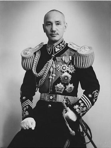 Chiang Kai-shek Chiang Kaishek Wikipedia the free encyclopedia
