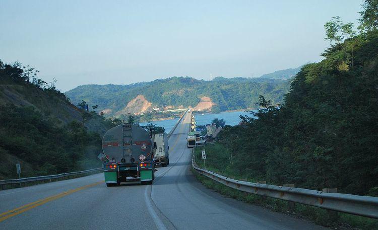 Chiapas Bridge