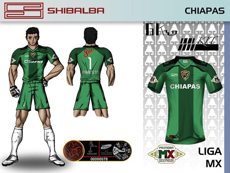 Chiapas F.C. DesignFootball Category Football Kits Image Chiapas FC