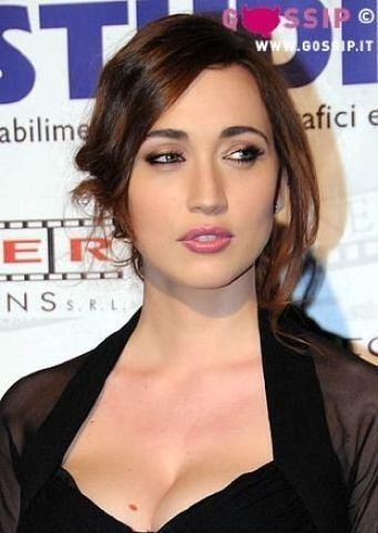 Chiara Francini Classify beautiful Italian actress Chiara Francini