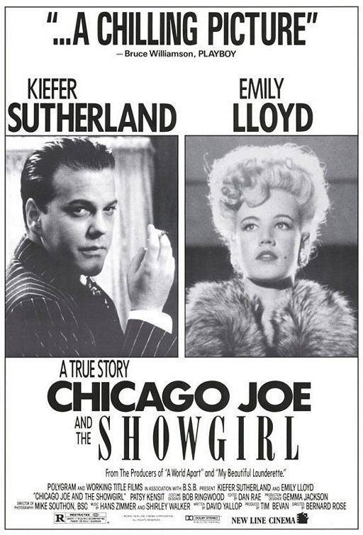 Chicago Joe and the Showgirl Chicago Joe and the Showgirl Movie Poster 2 of 2 IMP Awards