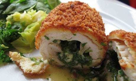 Chicken Kiev How to cook the perfect chicken kiev Life and style The Guardian