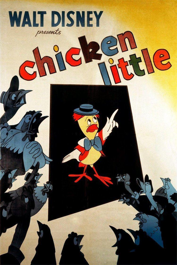 Chicken Little (1943 film) wwwgstaticcomtvthumbmovieposters13201777p13