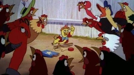 Chicken Little (1943 film) Chicken Little 1943 MUBI