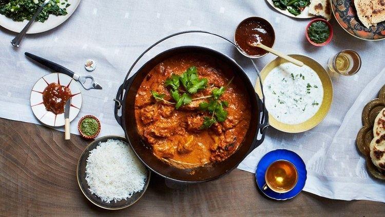 Chicken tikka masala Chicken Tikka Masala Recipe Bon Appetit